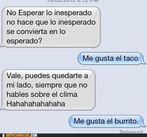 burrito languages spanish stereotypes taco - 5998035712