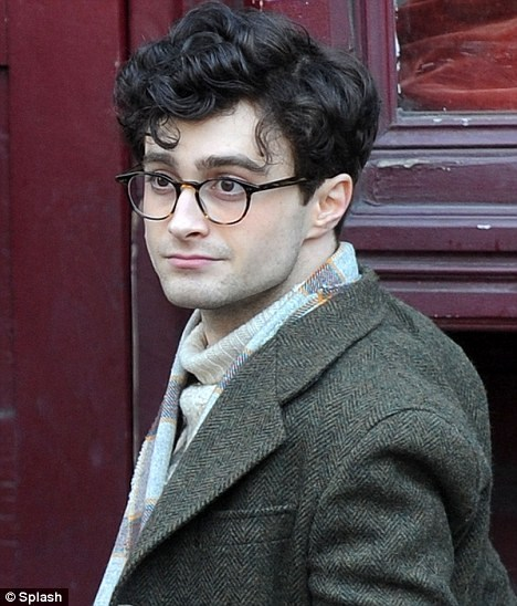 dane dehaan Daniel Radcliffe elizabeth olsen kill your darlings movies - 5999489792