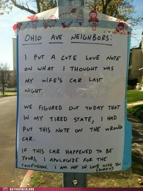 love letters neighbors secret admirers