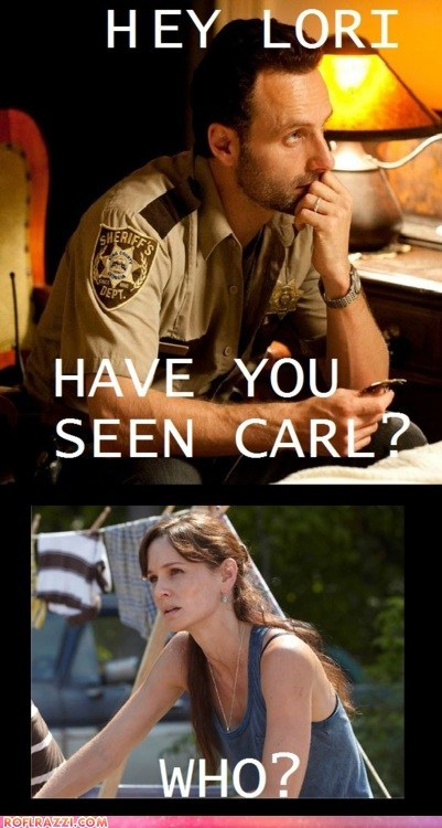 amc Andrew Lincoln funny Hall of Fame sarah wayne callies The Walking Dead TV - 5999880960