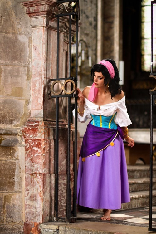 cosplay disney esmeralda movies The Hunchback of Notre-Dame - 6000065792