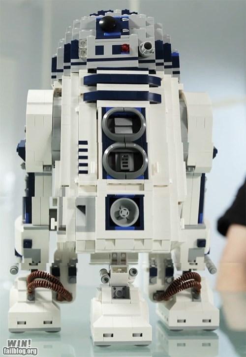 lego nerdgasm r2-d2 star wars - 6000730368