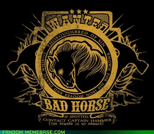 bad horse,dr horrible,Fan Art,whedonverse