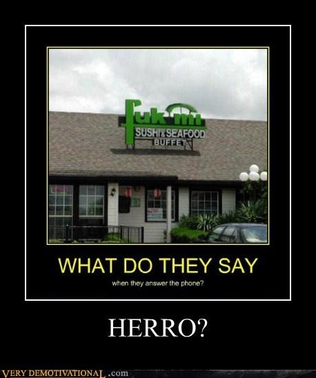 bad name hilarious phone racist restaurant - 6001248256