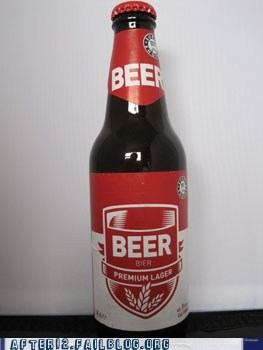 beer bottle design generic - 6001400832
