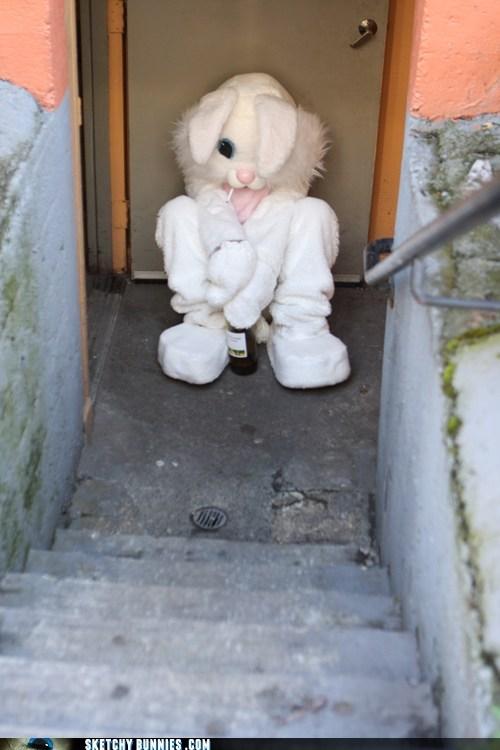 creepy drinking sketchy bunnies smoking - 6001743360