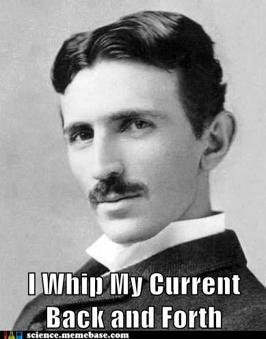 alternating,current,direct,Professors,tesla
