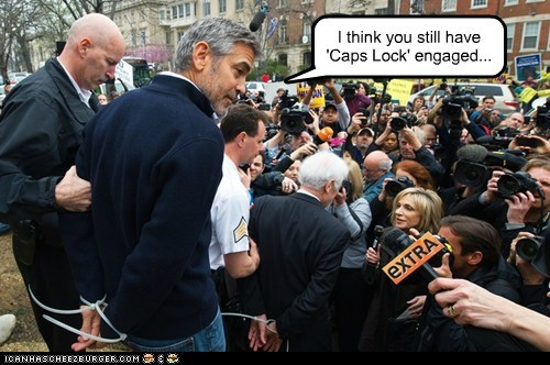 george clooney,Media,political pictures