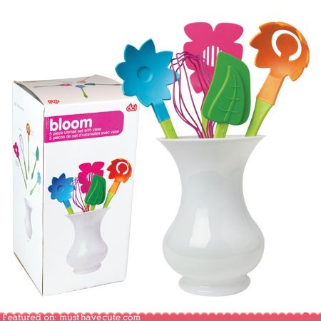 accessories cooking flowers kitchen utensils - 6002654464