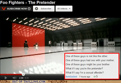 foo fighters,lyrics,offender,the pretender,youtube