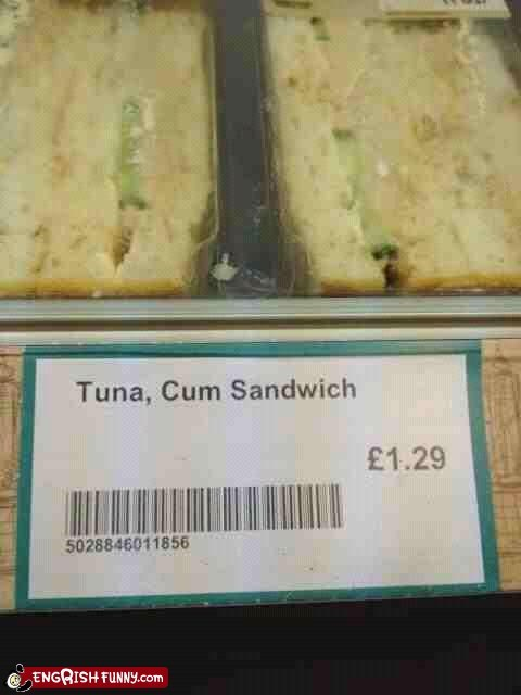 bakery British deli pounds sandwich tuna UK