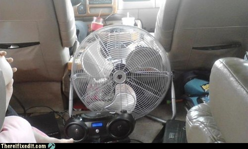 air conditioning car fail fan - 6003259392