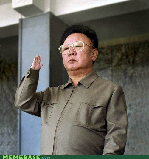 hands,Kim Jong-Il,Memes,one hand,tiny