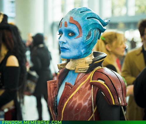 cosplay mass effect samara video games - 6004199680