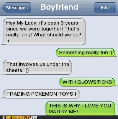 dating,glowsticks,kawaii,nerd,Pokémon,relationships,sex