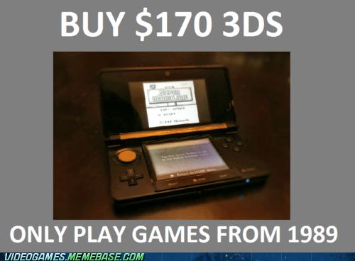 3DS handhelds nintendo super mario land why i hate nintendo - 6004510464