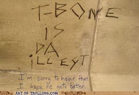 graffiti illest IRL wall - 6004528640