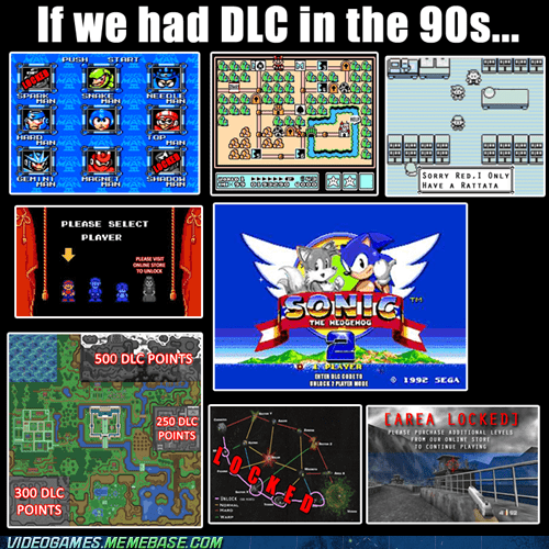 cart classics DLC FUUUUU rage the 90s the feels - 6004647936