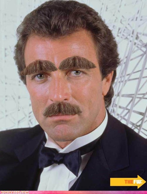 actor,celeb,funny,shoop,tom selleck