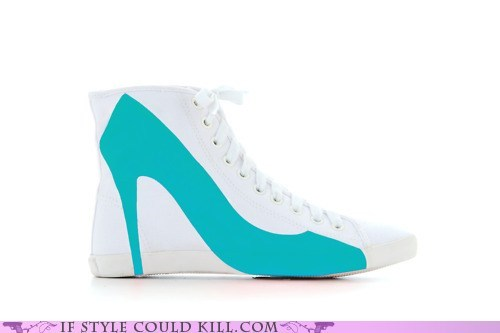 crazy shoes heels high tops sneakers - 6004965888