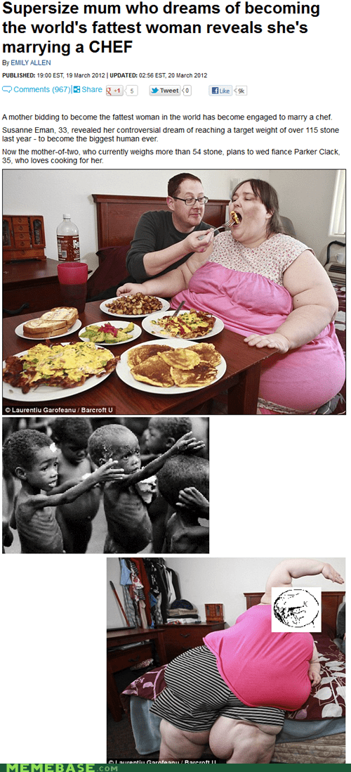 africa,children,fat,food,no,Rage Comics,starvation