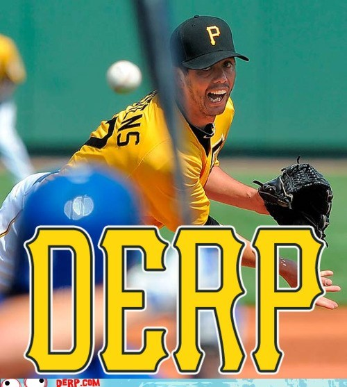 baseball derp pitcher sports