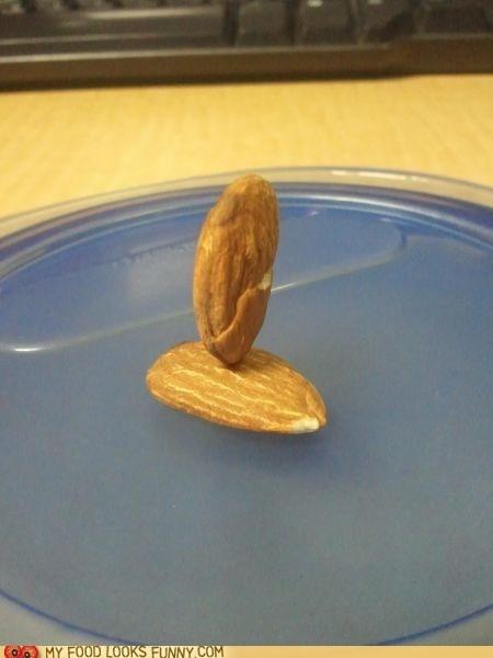 almonds,balance,impressive,not impressive
