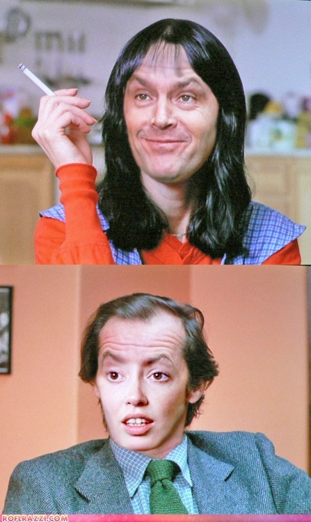 the shining,creepy,face swap,jack nicholson,Movie,shelley duvall,shoop,wtf