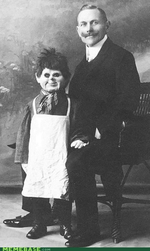 creeptastic doll murder ventriloquist wtf - 6005576704