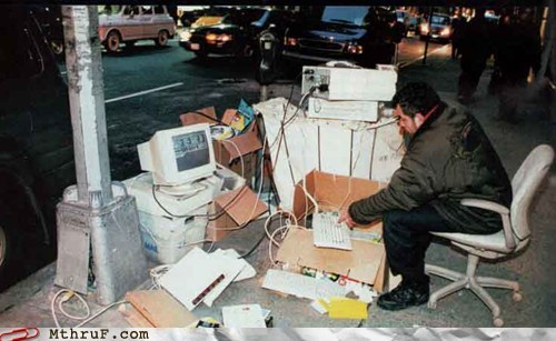 audit computer homeless Office sandwich street tax