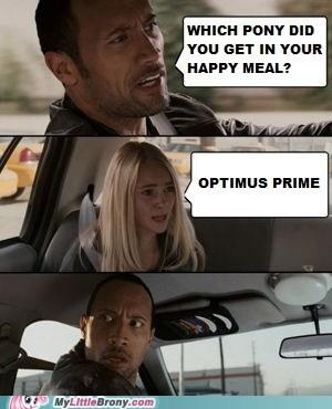best of week McDonald's meme my little pony optimus prime refund transformers - 6005928704