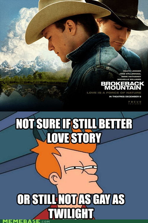 brokeback mountain,fry,gay,love,twilight