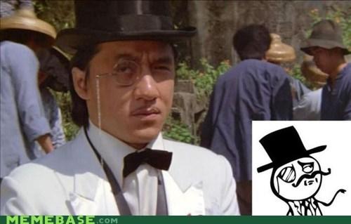 fancy Jackie Chan sir monocle - 6006352896