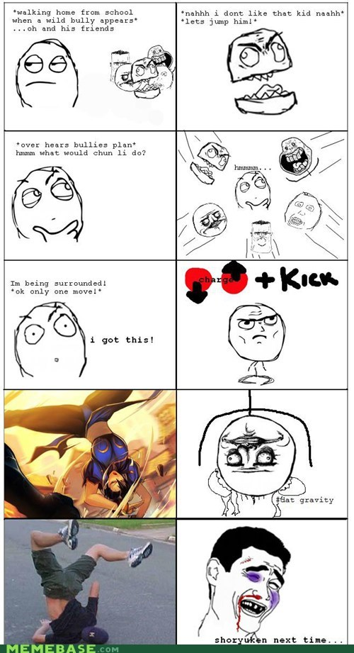 chun li,f that,me gusta,Rage Comics,video games IRL