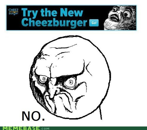 beta,cheezburger,get used to it,new,no,Rage Comics