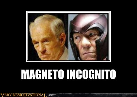 fun to say hilarious incognito Magneto - 6007155712