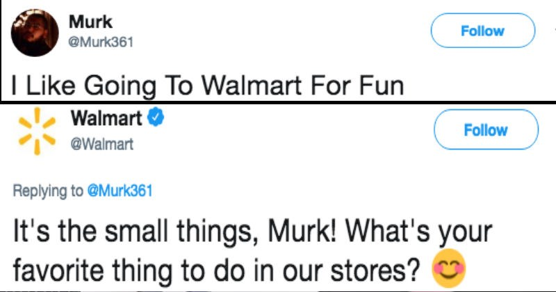 walmart catches thief via twitter