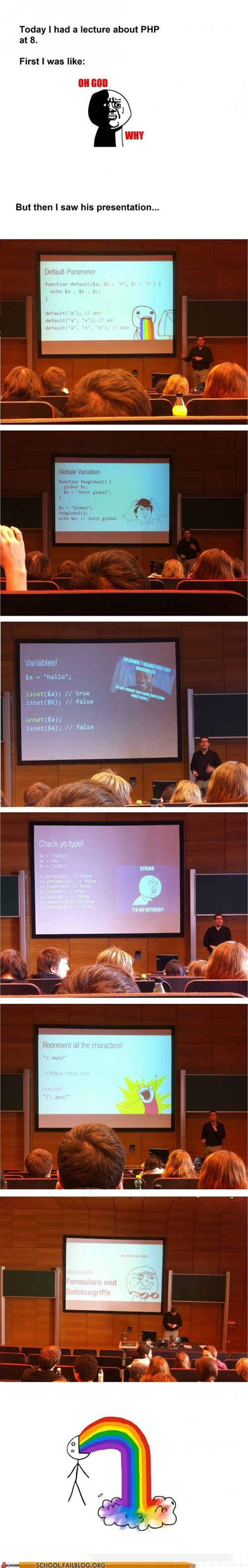 g rated,memes 101,presentations,School of FAIL,use all the memes