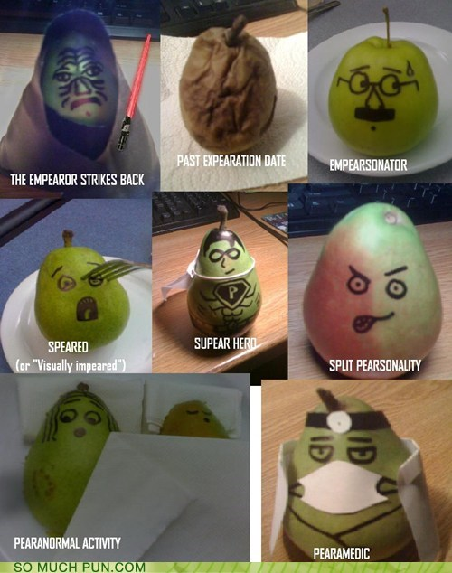 Hall of Fame literalism pear replacement similar sounding syllable unbearable - 6008681472