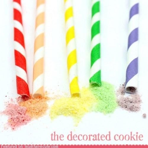 candy epicute powder straws - 6008913408