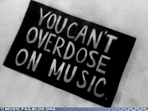 drugs overdose sign
