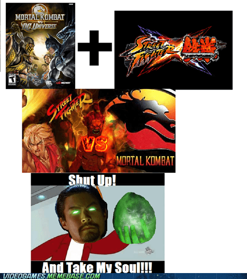crossover fatality Mortal Kombat shut up and take my money Street fighter - 6008984320