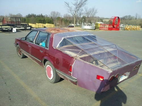 chevrolet junk oldsmobile trunk - 6009061376