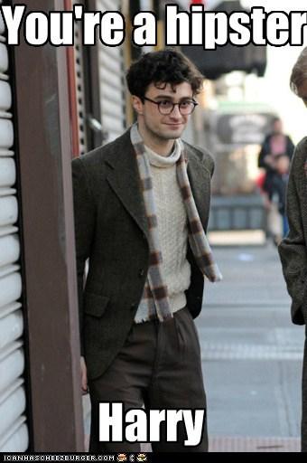 actor celeb Daniel Radcliffe funny - 6009288448