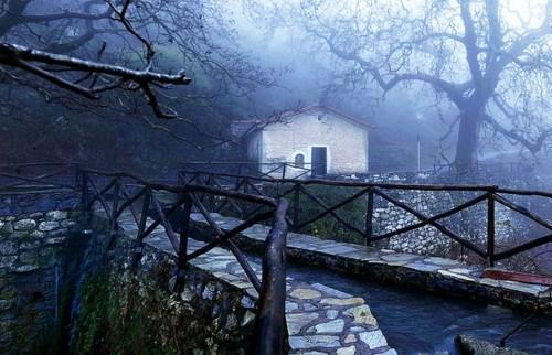 cottage,greece