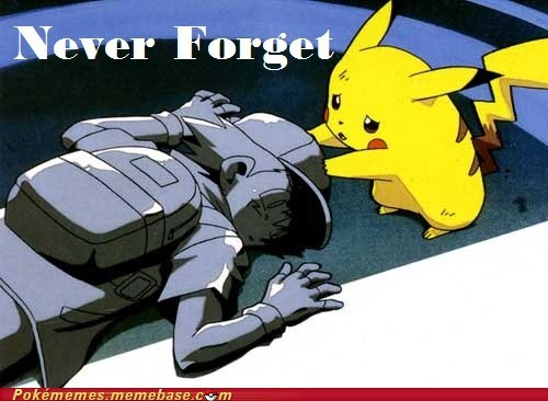 ash,never forget,pikachu,pokemon movie
