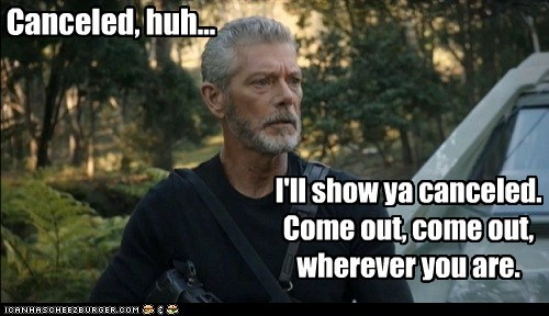 canceled come out ill-show-you nathaniel taylor Stephen Lang terra nova - 6009809408