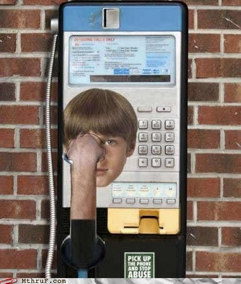 face fist handle kid payphone phone phonebooth
