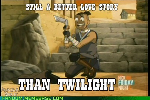 Avatar Fan Art Memes twilight - 6010364672