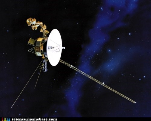 incredible,Rocket Science,satellite,solar system,voyager